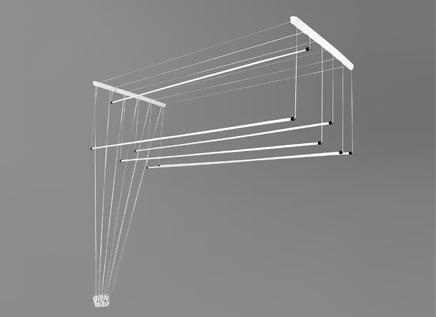 Tenderfil productos de techo tendedero de techo - Poleas para tendederos ...